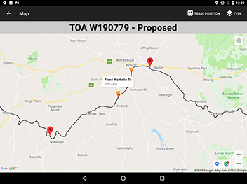 ETW app map view