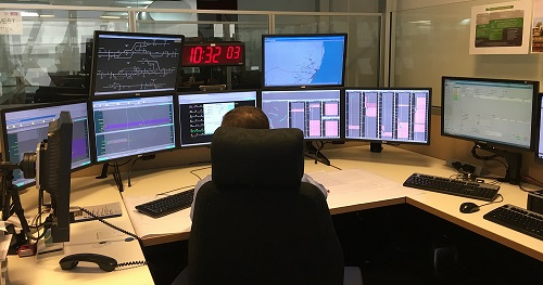 NSW Country Regional Network Control Centre
