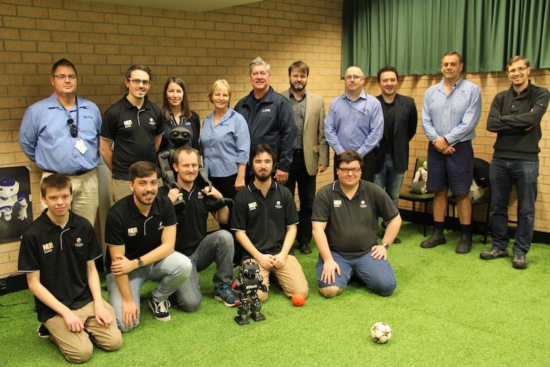 University of Newcastle NUbots